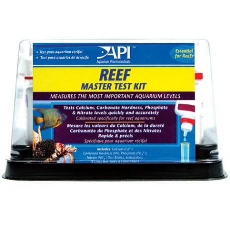 REEF MASTER TEST KIT- API
