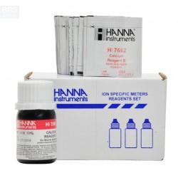 Reactivos para Calcio Hanna 25 Pack