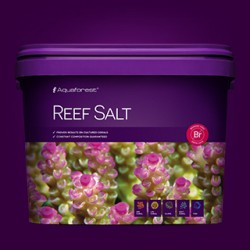 Aquaforest Reef Salt Cubeta 22 kg