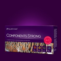 Aquaforest Components Strong 4x50ml