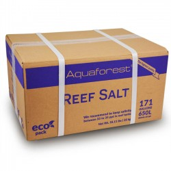 Aquaforest REEF Salt 25 KG Box